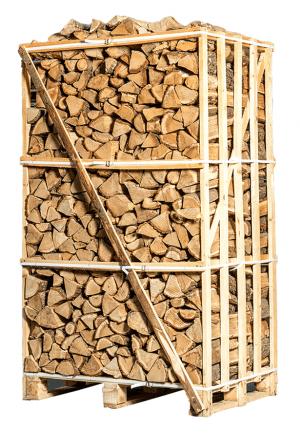 Pallet ovengedroogd berken/essen mix
