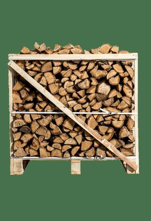 Eiche Brennholz Kammergetrocknet 25 cm