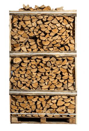 Birkenholz kammergetrocknet 25cm 2rm