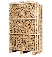 Esche Brennholz Kammergetrocknet 25 cm 2rm