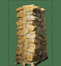 72 Netze kammergetrocknet Buche (ohne Kiste)