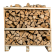 Kammergetrocknetes Eschenholz